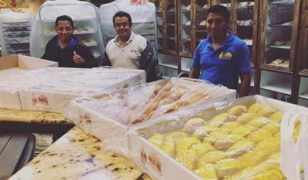 Csodálatos kenyérszaporítás Houstonban