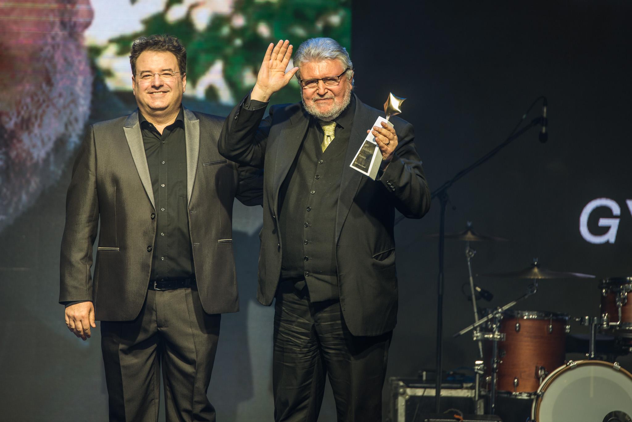 Bolyki György és Győri János Sámuel