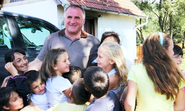 Böjte Csaba: Fényt lopok a sötétbe