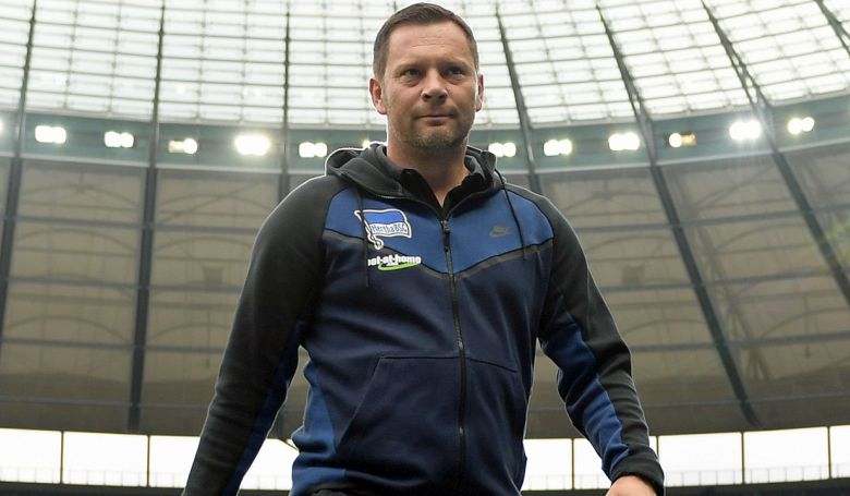 Dárdai Pál a szezon végén távozik a Hertha vezetőedzői posztjáról