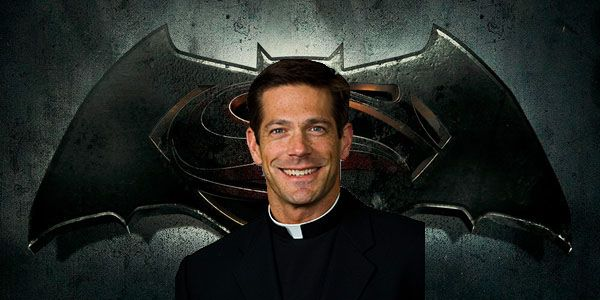Robin reverendában