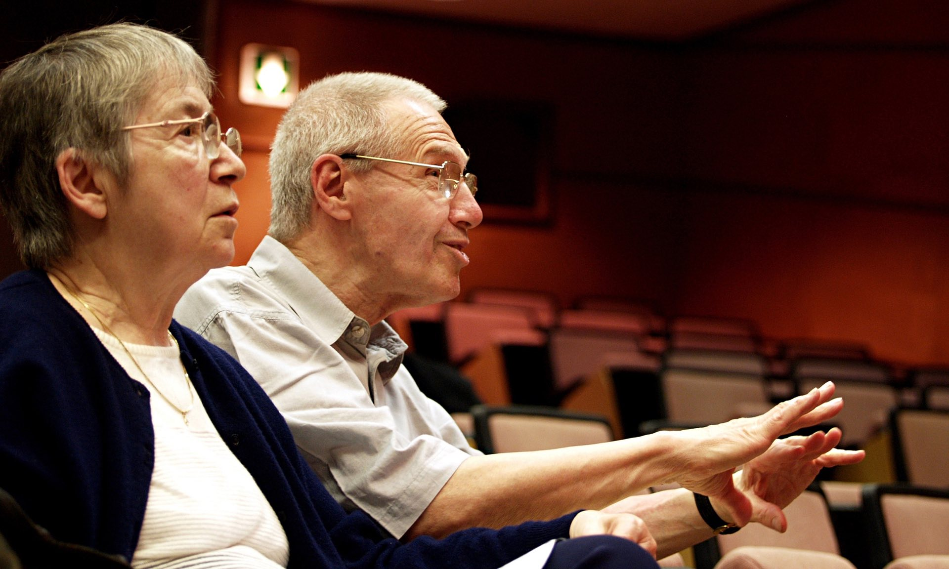 70 éve a billentyűknél a világhírű magyar zongorista házaspár