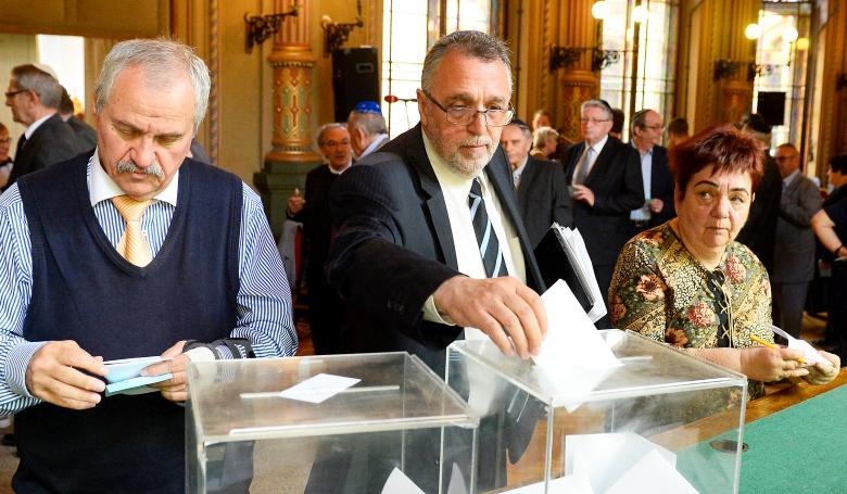 Megválasztották a Mazsihisz új elnökségét