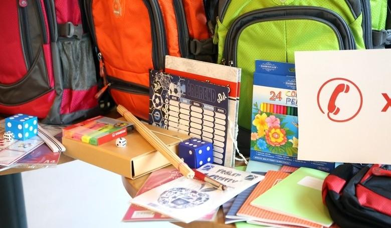 Segélyakció indult: legyen öröm az iskolakezdés!