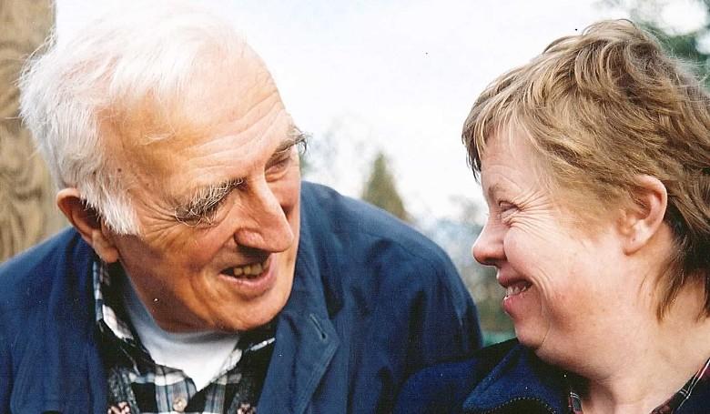 Jean Vanier: Az élet nemcsak az ég felé, hanem a föld felé is irányul