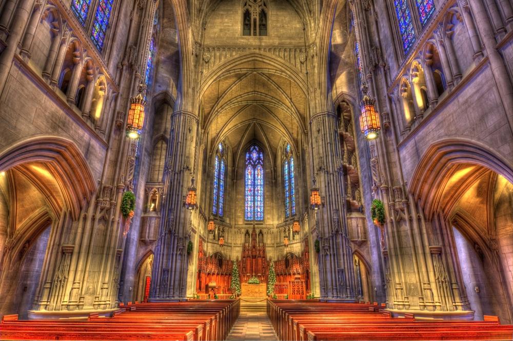 10 lenyűgöző egyetemi kápolna