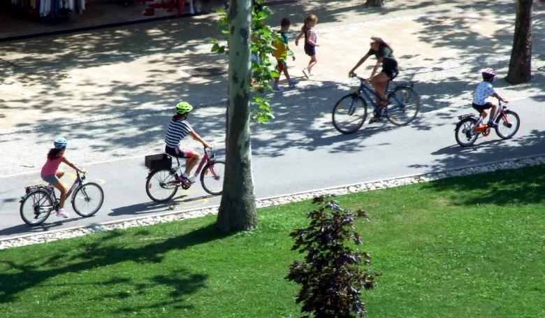 Jutalom jár a példaértékű kerékpáros életmódért