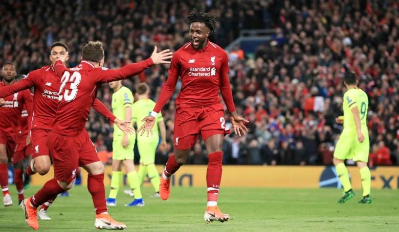 A Liverpool hatalmas fordítással bejutott a BL-döntőbe
