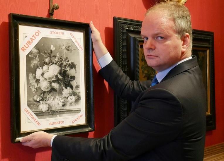 Visszakerül a nácik által elhurcolt festmény Firenzébe