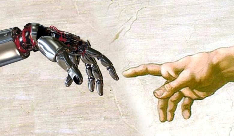 Megkeresztelnél egy robotot?
