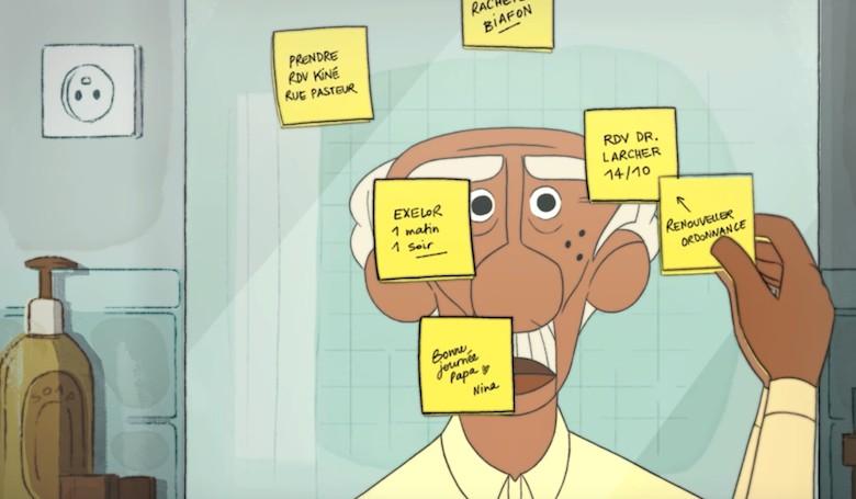Emlékeztető... – megható kisfilm az Alzheimer-kórról