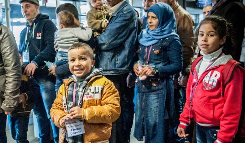 Szőke Péter: A menekültek szövetségeseink a béke növelésében