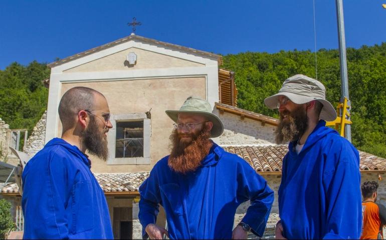 Szent Benedek városát sörből építik újjá
