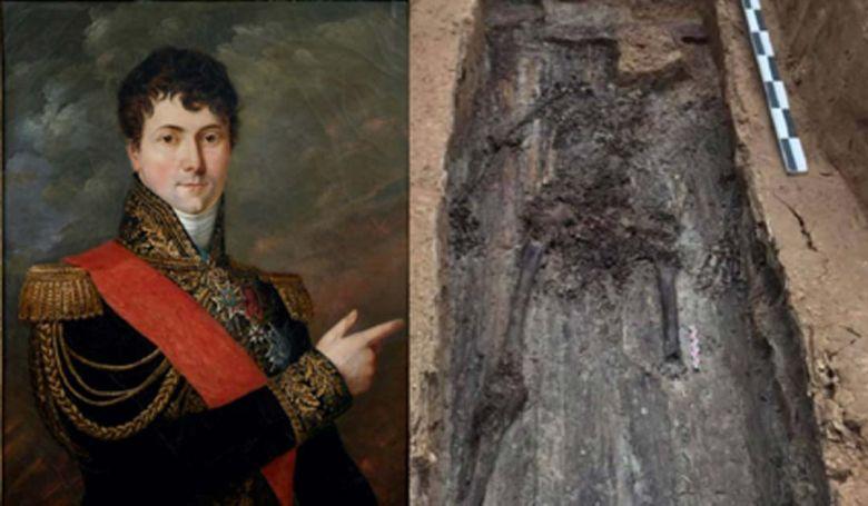 Napóleon kedvenc tábornokának földi maradványira bukkantak Oroszországban