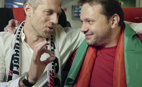 Emiatt igazán lenyűgöző az osztrák vasút videója