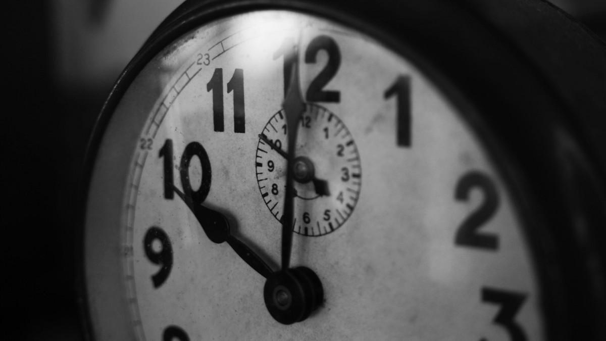 A belső óránknak több idő kell az átállásra