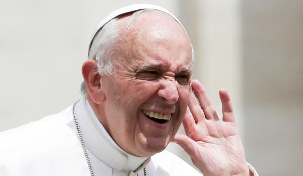Mit kezdjünk a pápagyalázással?