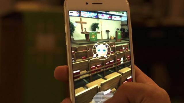 Evangelizálj a virtuális valóság segítségével!