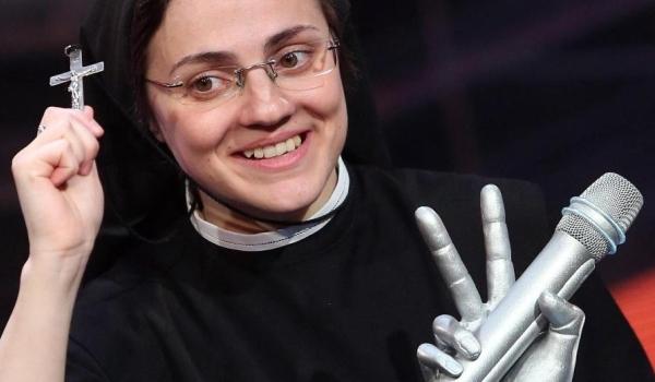 Sister Cristina: Hangszer vagyok Isten kezében