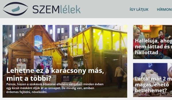 Megújult a SZEMlélek honlapja
