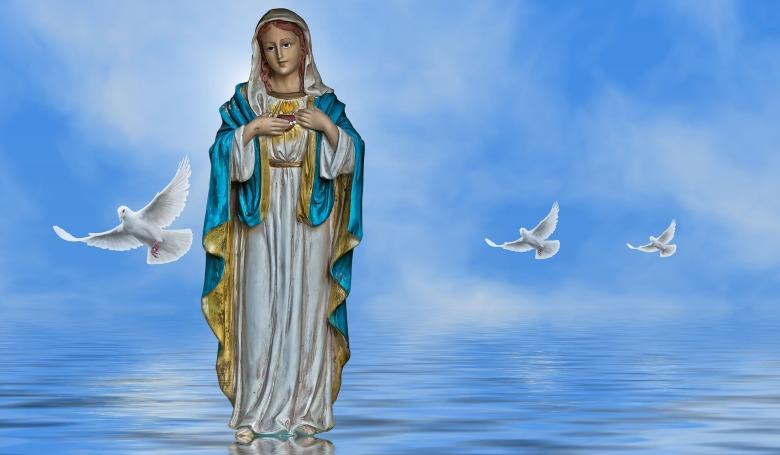 Szűz Mária mennybevételét ünneplik ma a katolikusok