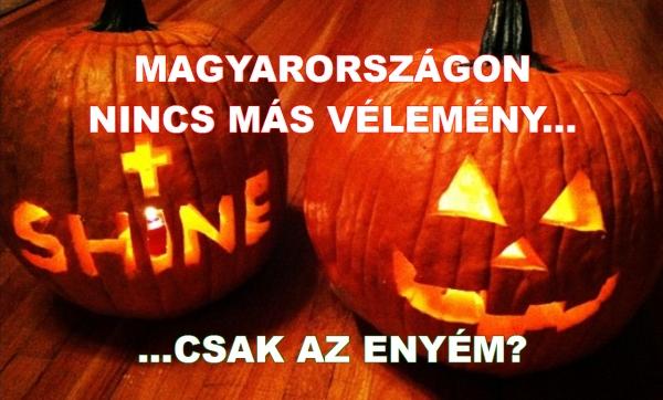 Újra eljött a Halloween-utálók ünnepe