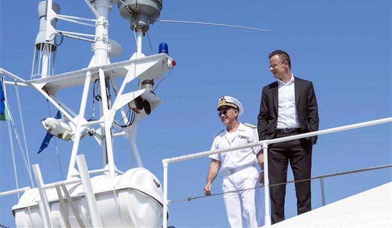 Magyar tengeri kijárat lesz Triesztben