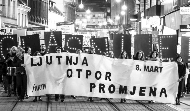 Horvát feministák szerint a nőknek joguk van az abortuszhoz