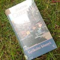 Könyvajánló 2. Agatha Christie: Gyilkolni könnyű