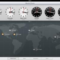 iOS 6 előzetes - Óra az iPad-hez