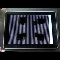 Illúzió iPad-en