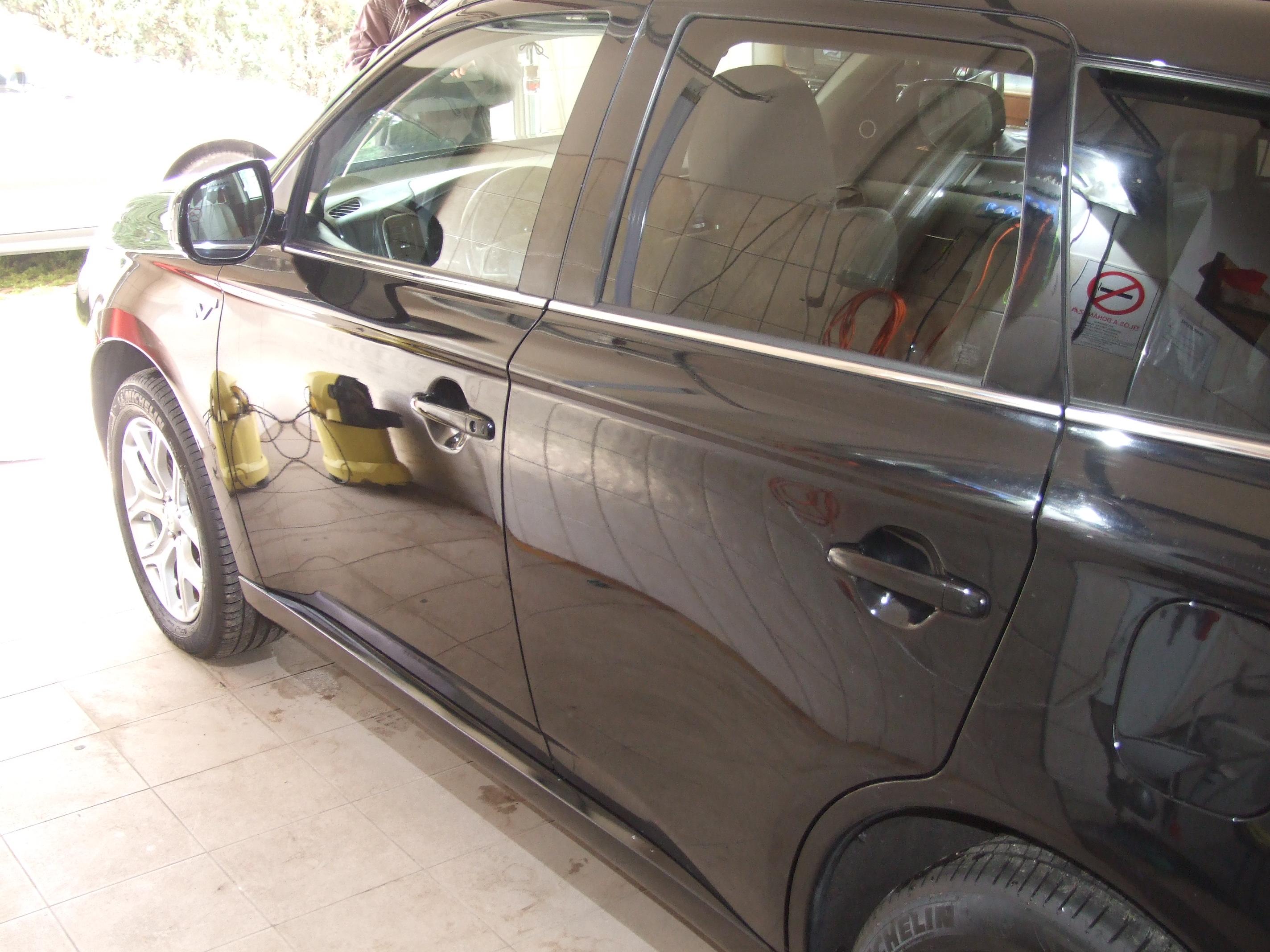 A kerámia bevonat felvitelének első lépése az autó fényezésének felmérése