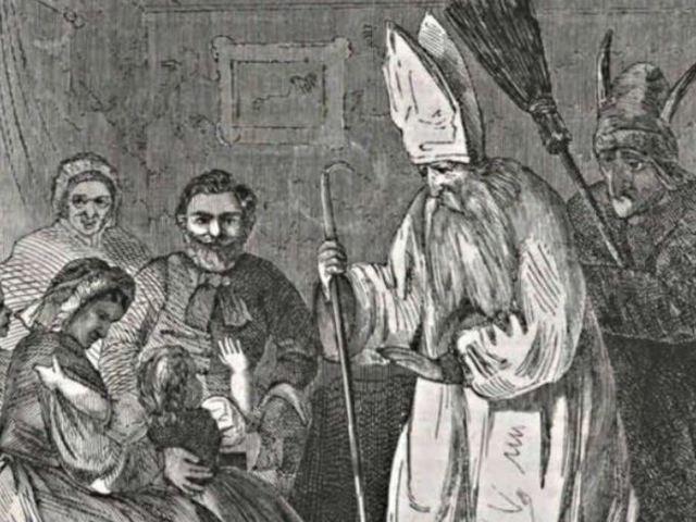 Mi lehetett egy 19. századi mikuláscsomagban?