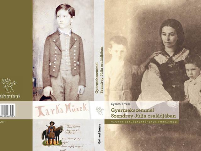 Megjelent Szendrey Júlia gyermekeinek eddig publikálatlan levelezése számos más családi dokumentum kíséretében