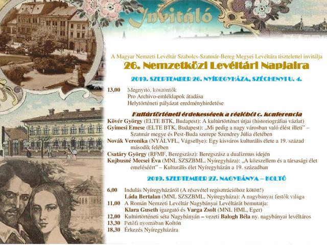 Szatmár megye és Pest-Buda szerepe Szendrey Júlia életében