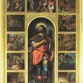 Szent Rókus hitvalló