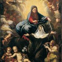 Pazzi Szent Mária Magdolna szűz