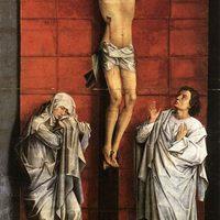 Fájdalmaspéntek – Hétfájdalmú Boldogasszony - Septem dolor B. M. V. (Nagyobb duplex ünnep) Stációs templom: S. Stefano Rotondo-templom