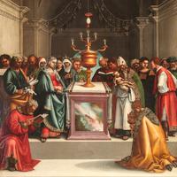 Gyertyaszentelő Boldogasszony (Boldogságos Szűz Mária tisztulása – Purificatio B. M. V.) II. oszt. duplex ünnep