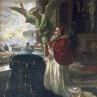 Szent V. Pius pápa és hitvalló