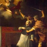 Arbues Szent Péter vértanú