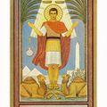 Szent Ménasz vértanú