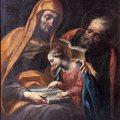 Szent Joakim, a Boldogságos Szűz Mária atyja (II. oszt. duplex ünnep)