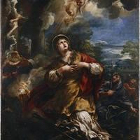 Szent Martina szűz és vértanú (+228)