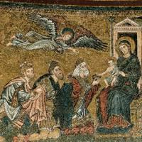 Vízkereszt (Háromkirályok napja) - Epiphania Domini = Az Úr megjelenése I. oszt. duplex ünnep II. rendű kiváltságolt nyolcaddal. Parancsolt ünnep.
