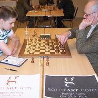 Rapport Richárd szentgotthárdon lett a legifjabb sakk-nagymester