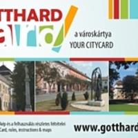GotthardCard: A gotthárdi Városkártya