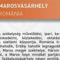 Marosvásárhely - Erdély vagy Románia?