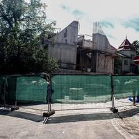 Újbudán még mindig nem fejezték be a Vizes VB-re készülő beruházást