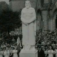 Időutazás - A kőbányai Szent László szobor avatása 1940-ben